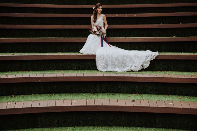 Norman & Lynette X Andri Tei X Kellys Bridals by Kelly's Bridals - 036