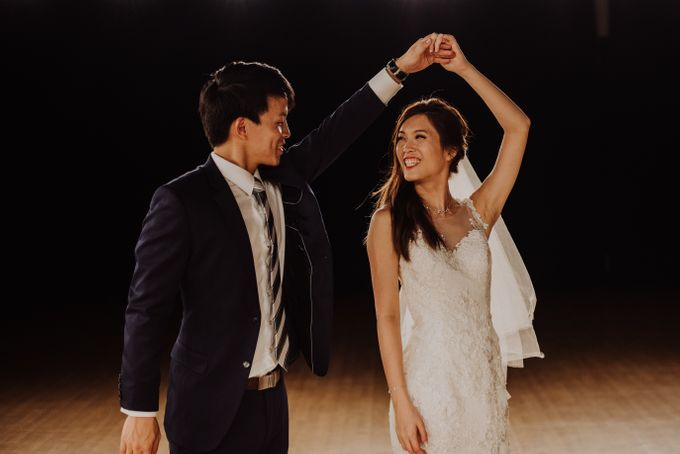 Norman & Lynette X Andri Tei X Kellys Bridals by Kelly's Bridals - 013