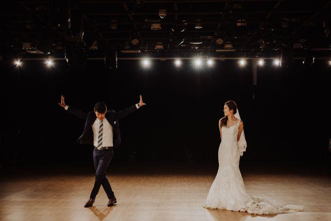 Norman & Lynette X Andri Tei X Kellys Bridals by Kelly's Bridals - 009