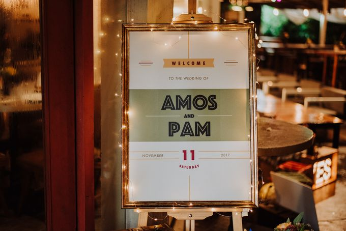 Wes Anderson Inspired - Amos & Pam by Amperian - 001