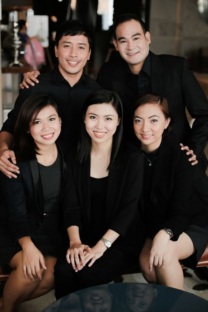 Our Team of Coordinators by Jaymie Ann Events Planning and Coordination - 005