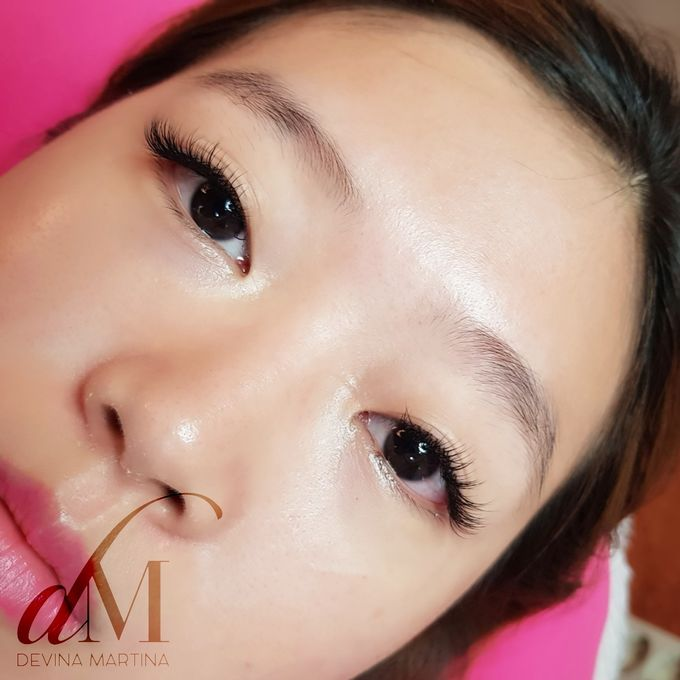 Dolly / Cat Eye Eyelash Extensions by Devina Martina Sulam Alis - 003