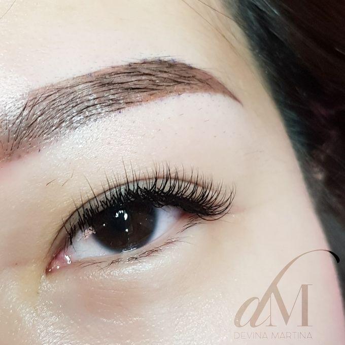 Natural Eyelash Extensions by Devina Martina Sulam Alis - 005