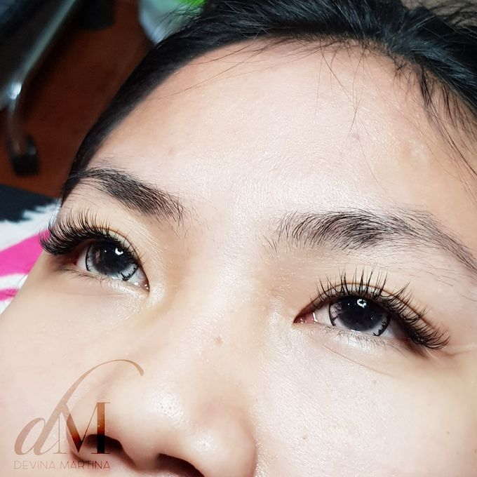 Natural Eyelash Extensions by Devina Martina Sulam Alis - 015