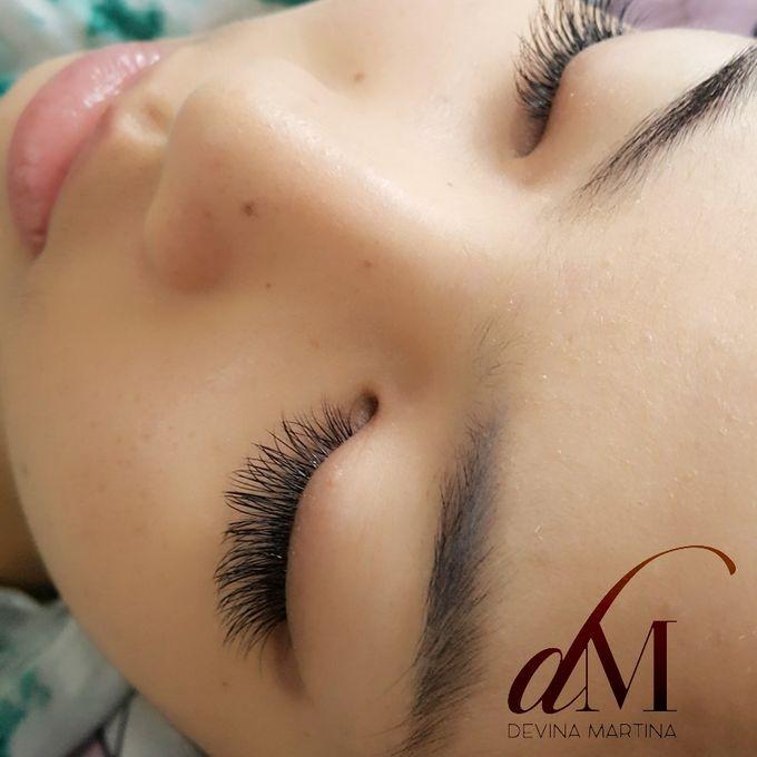 Natural Eyelash Extensions by Devina Martina Sulam Alis - 011
