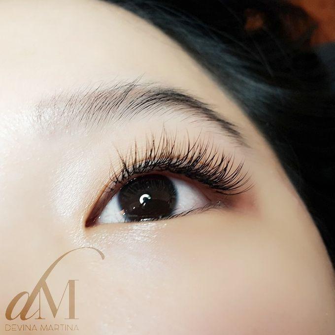 Natural Eyelash Extensions by Devina Martina Sulam Alis - 003