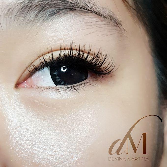 Natural Eyelash Extensions by Devina Martina Sulam Alis - 010