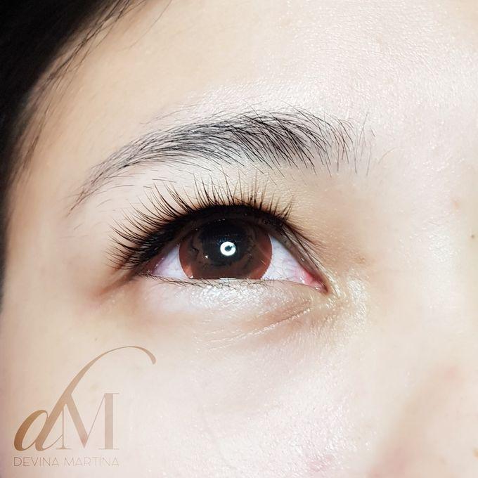 Natural Eyelash Extensions by Devina Martina Sulam Alis - 017