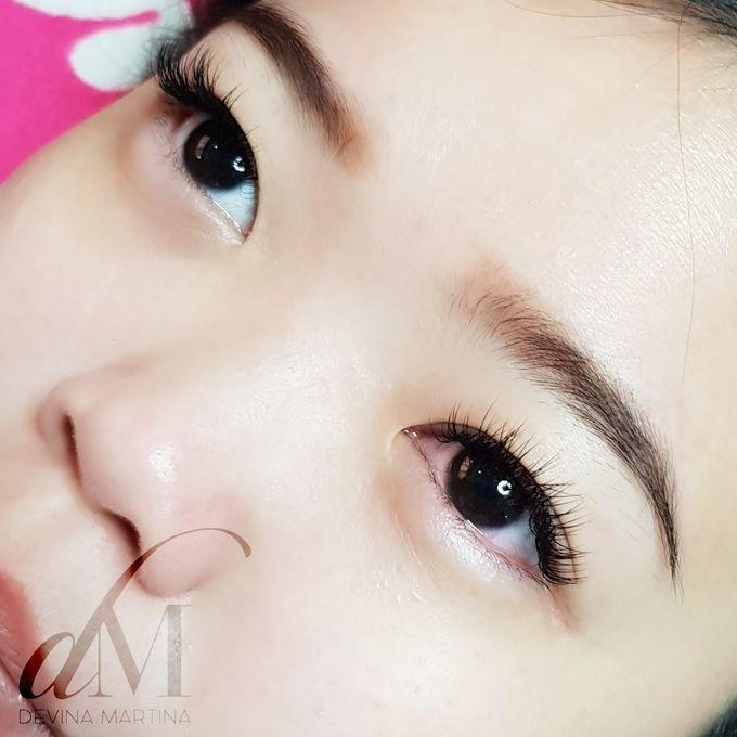 Natural Eyelash Extensions by Devina Martina Sulam Alis - 001