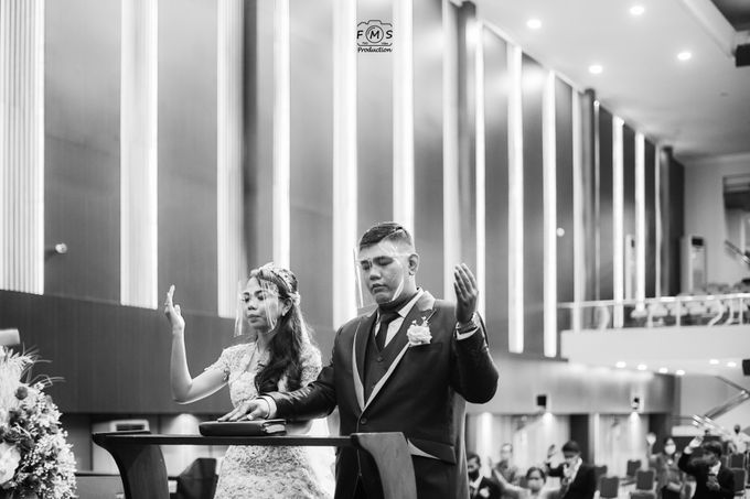 The Wedding Of Y&Y by FMS Photography - 008