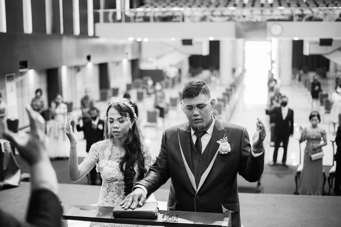The Wedding Of Y&Y by FMS Photography - 003
