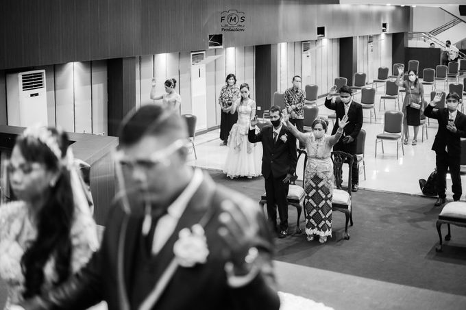 The Wedding Of Y&Y by FMS Photography - 004