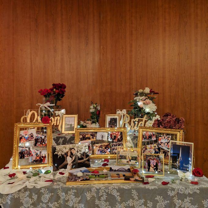 Victorian Garden Theme Wedding by Listoria Floral - 003