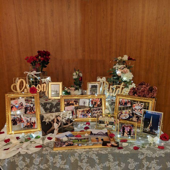 Victorian Garden Theme Wedding by Listoria Floral - 004