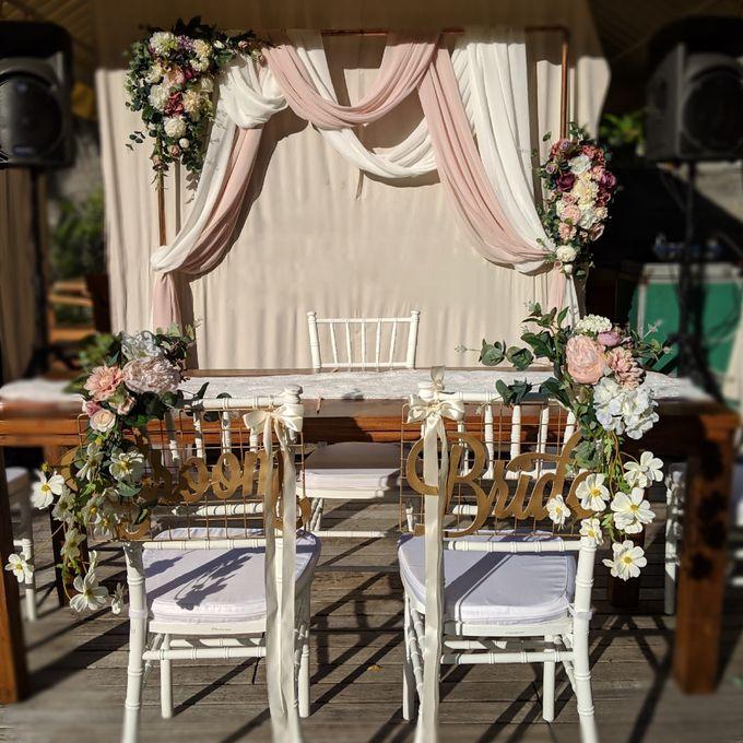 Victorian Garden Theme Wedding by Listoria Floral - 001