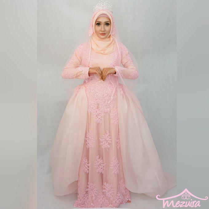 Modern Muslim Bridal by Mezuira MakeUp & Hijab Style - 006