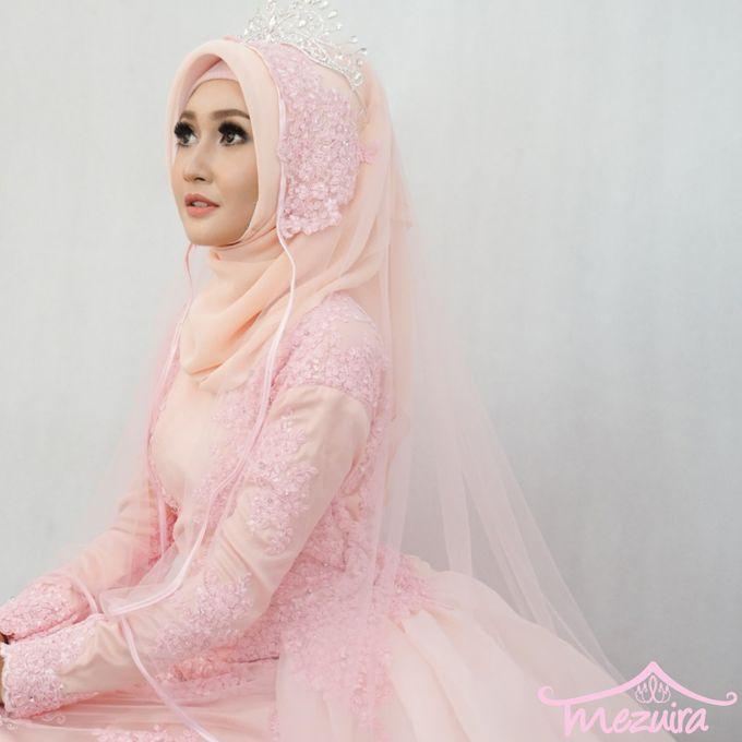 Modern Muslim Bridal by Mezuira MakeUp & Hijab Style - 003