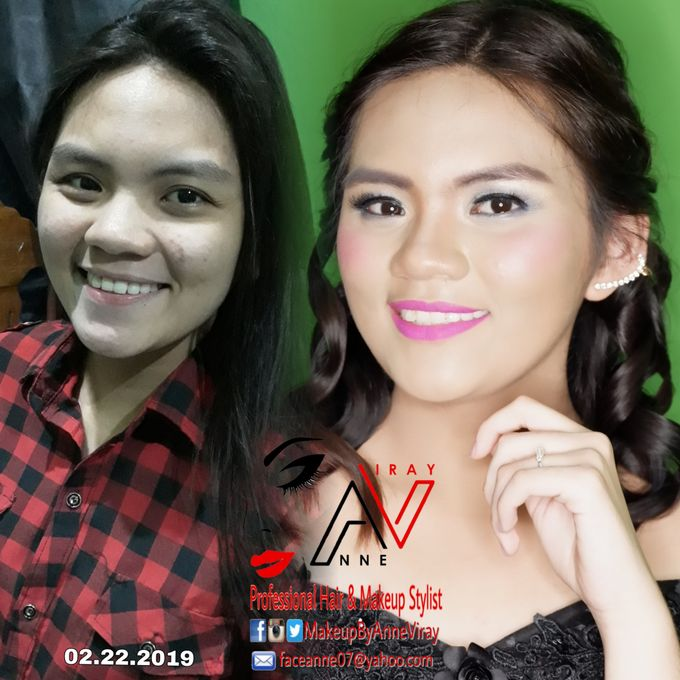 Add To Board Prom Night by Makeup By Anne Viray - 001