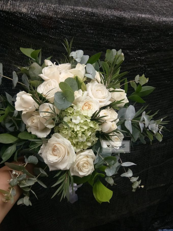 Wedding Bouquet by Bougenville Decoration - 010
