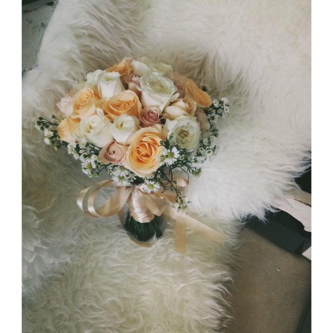 Wedding Bouquet by Bougenville Decoration - 008
