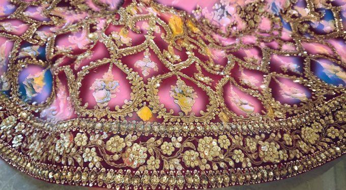 Indian Bridal Wear - LEHENGA / FLOOR GOWN by Vrijvan - 004