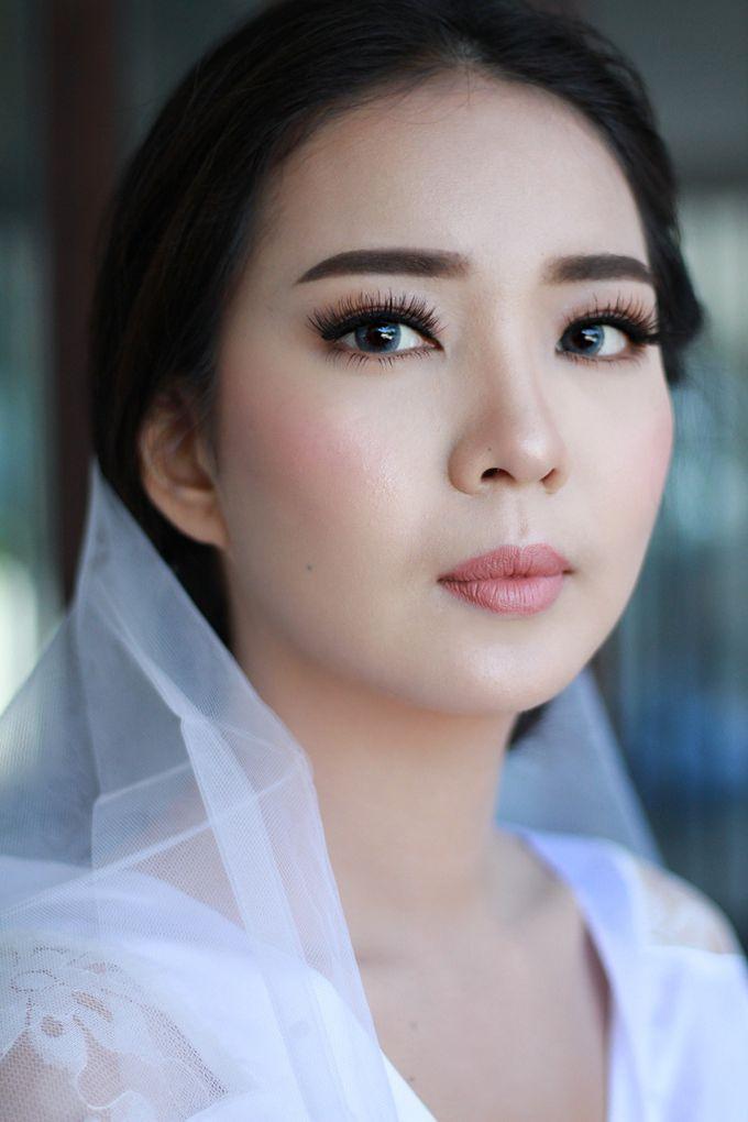 Bridal Makeup by Junie Fang Makeup Artist - 001
