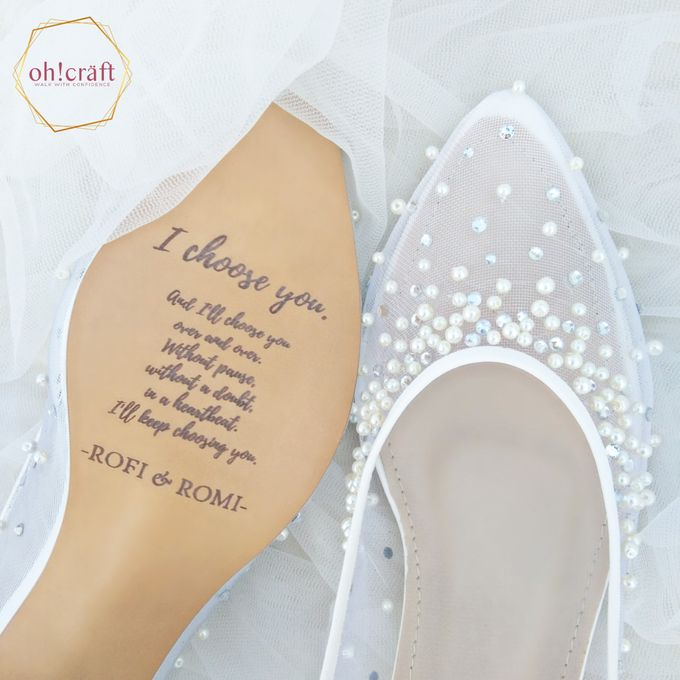 Engraving by Ohcraft Shoes - 018