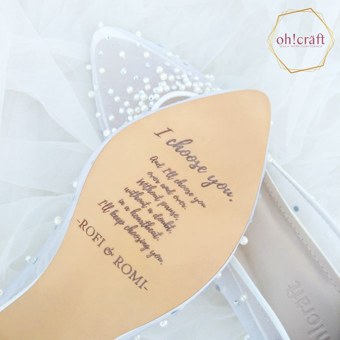 Engraving by Ohcraft Shoes - 017