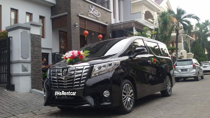 Toyota Alphard Transformer by Hsweddingcar - 004