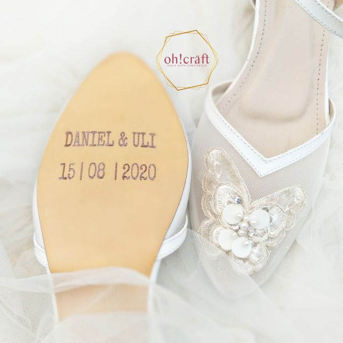 Engraving by Ohcraft Shoes - 016