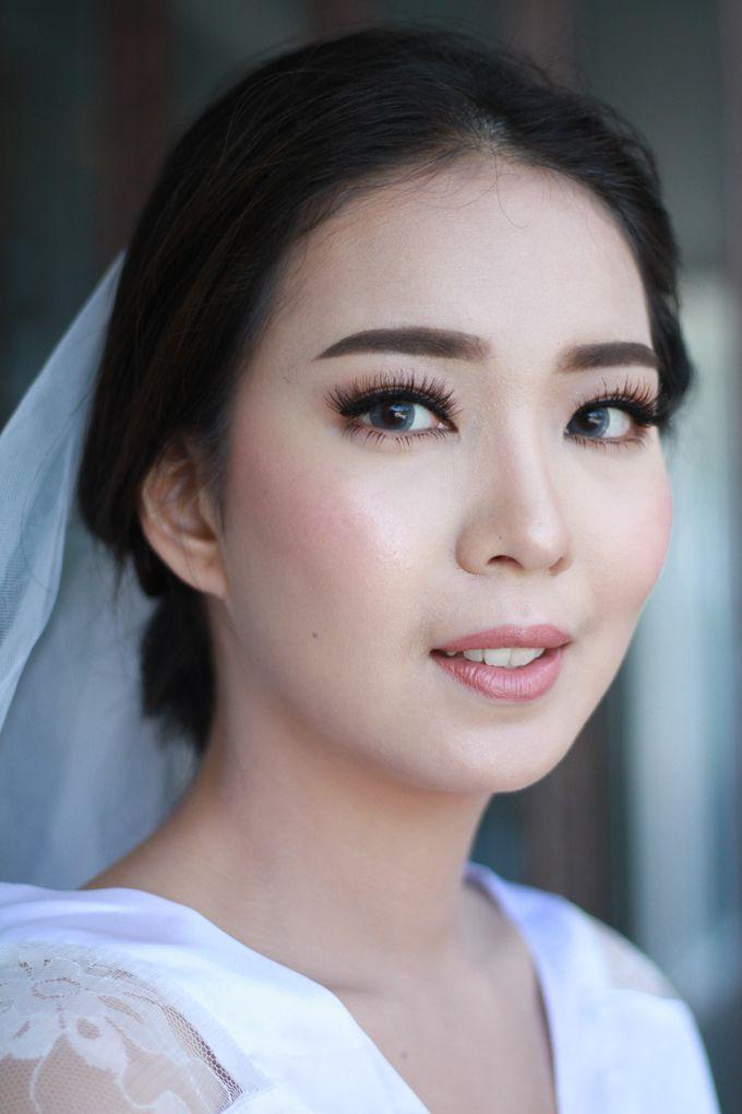 Bridal Makeup by Junie Fang Makeup Artist - 003