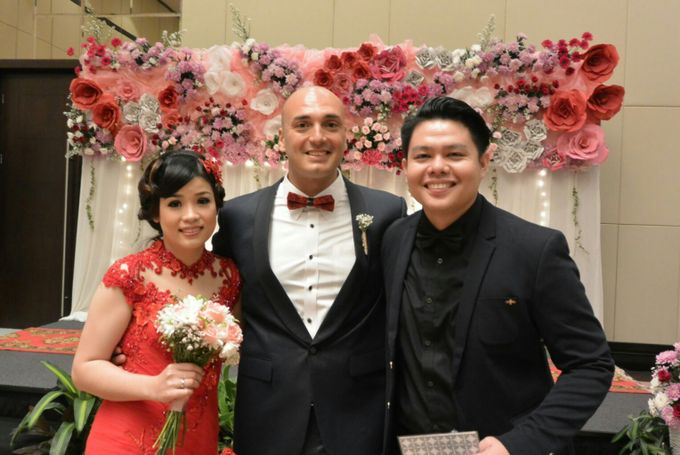 Bruseghin & Cecilia Wedding by STIVEN PATRAS - 005