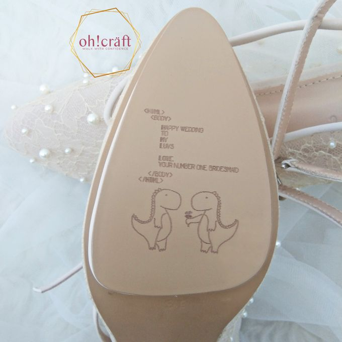 Engraving by Ohcraft Shoes - 019
