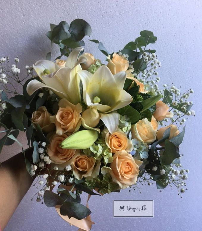 Wedding Bouquet by Bougenville Decoration - 004