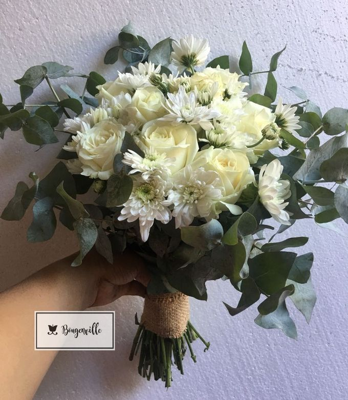 Wedding Bouquet by Bougenville Decoration - 006