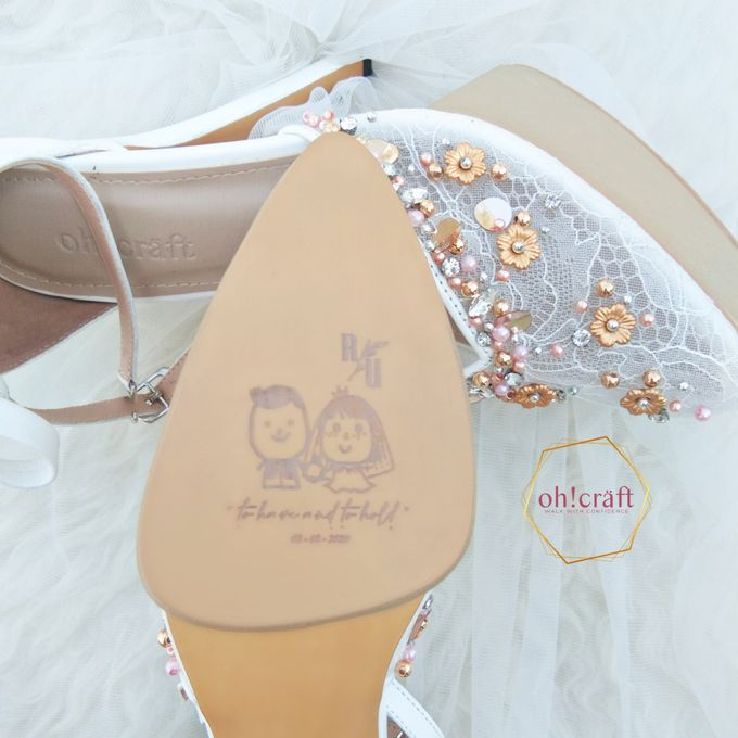 Engraving by Ohcraft Shoes - 020