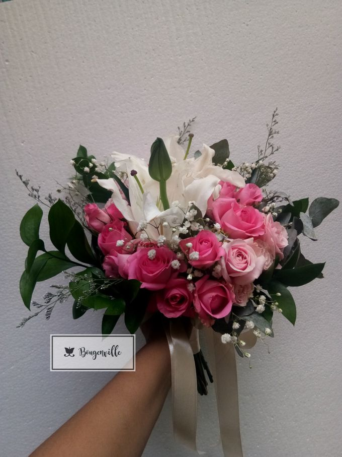 Wedding Bouquet by Bougenville Decoration - 011