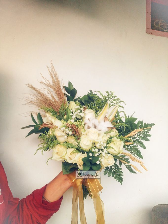 Wedding Bouquet by Bougenville Decoration - 009
