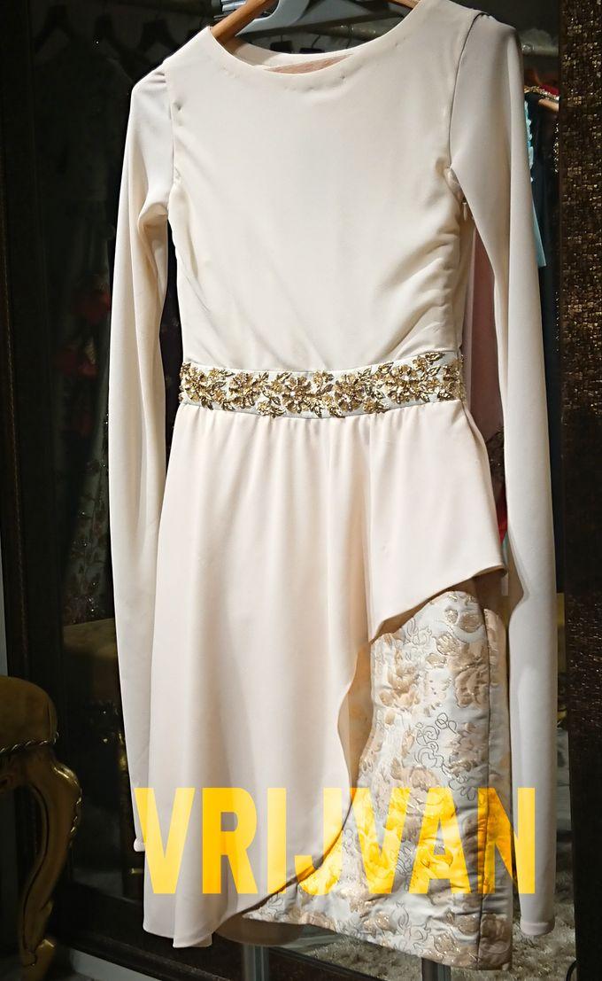 Indian Bridal Wear - LEHENGA / FLOOR GOWN by Vrijvan - 006