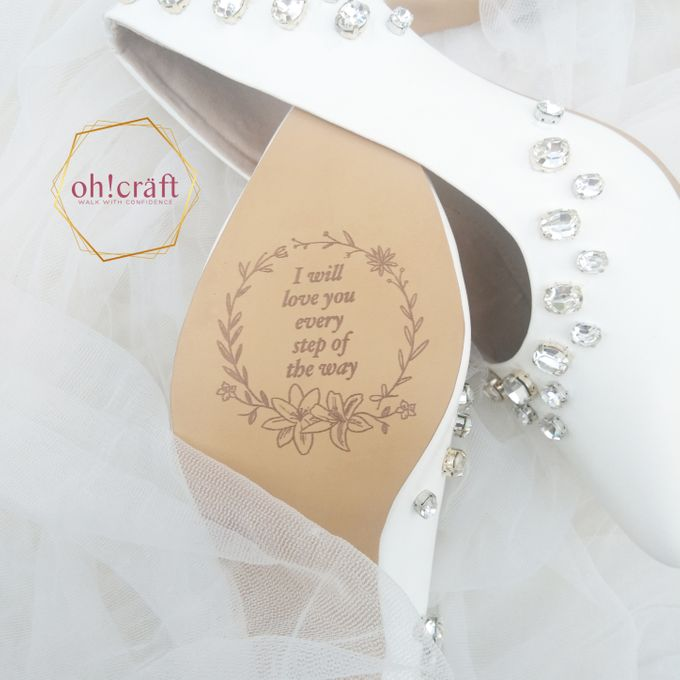 Engraving by Ohcraft Shoes - 024