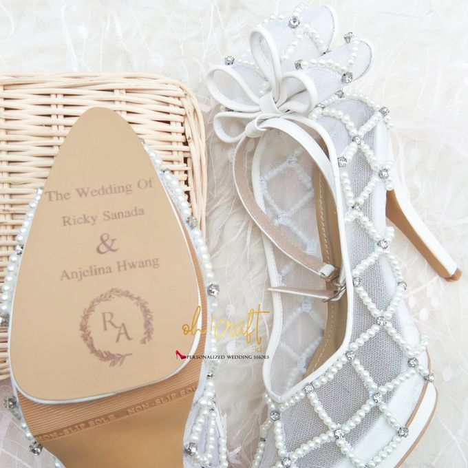Engraving by Ohcraft Shoes - 004