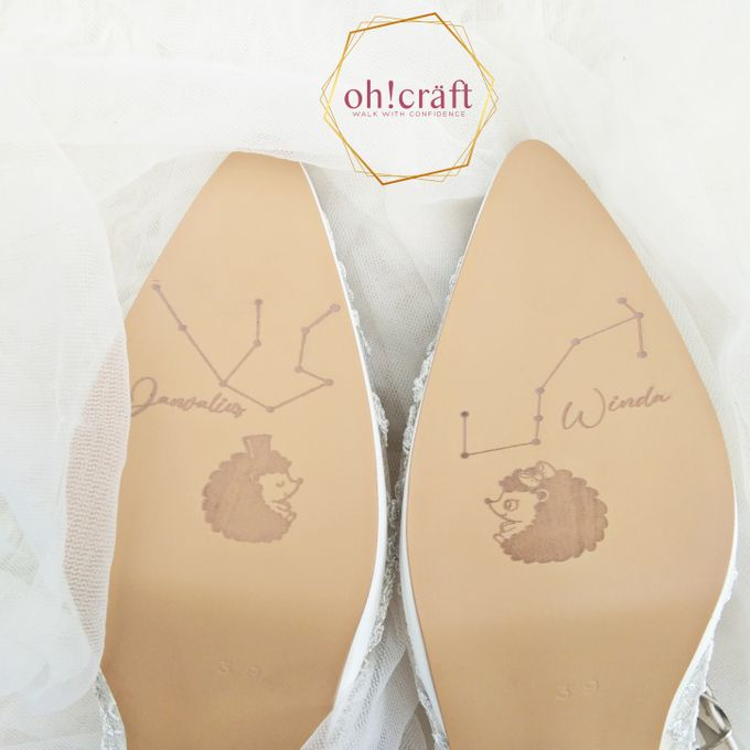 Engraving by Ohcraft Shoes - 027