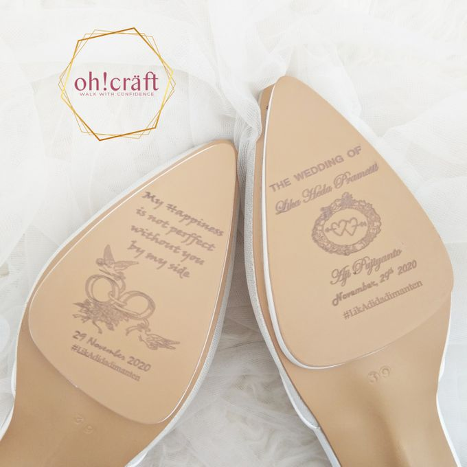 Engraving by Ohcraft Shoes - 028