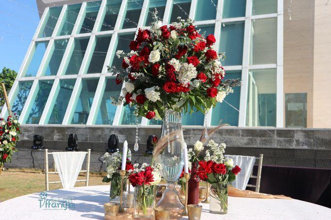 The Wedding Of Fernando & Christin 19.09.2020 by Bali Bless Florist - 006
