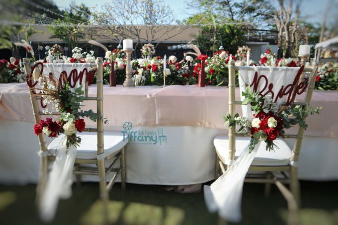 The Wedding Of Fernando & Christin 19.09.2020 by Bali Rental Tiffany - 001
