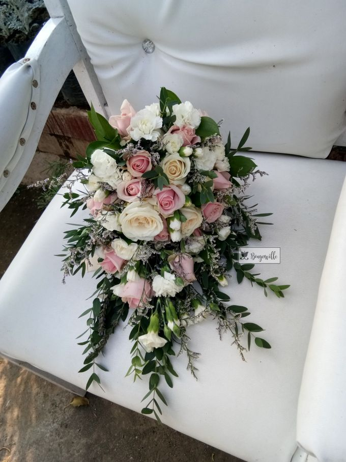 Wedding Bouquet by Bougenville Decoration - 003