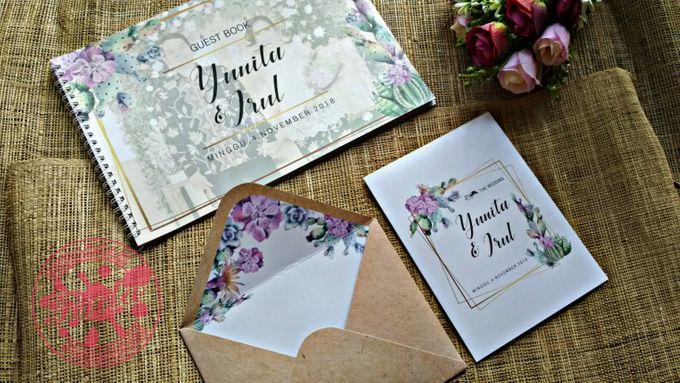 Paket Undangan By Tinta Undangan Pernikahan Bridestory Com