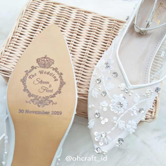 Engraving by Ohcraft Shoes - 001