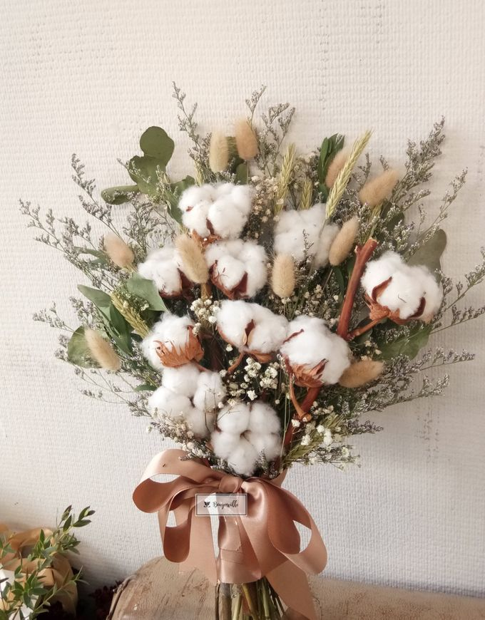Wedding Bouquet by Bougenville Decoration - 012
