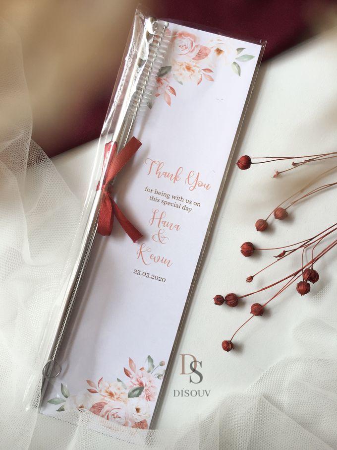Hana & Kevin Wedding by Disouv Souvenir - 003